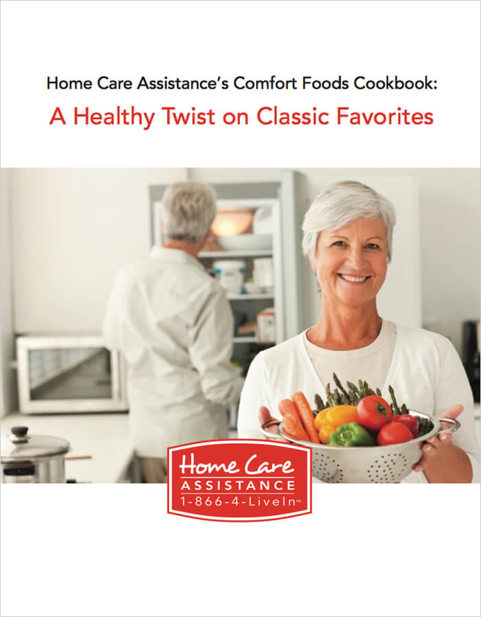 Comfort Foods Cookbook