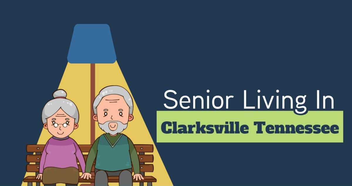 Facts About Seniors Who Live in Clarksville, Tennessee