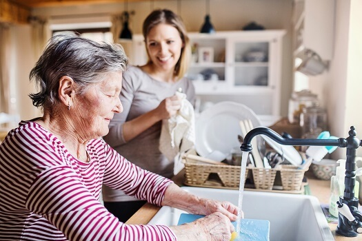 How to Reduce Stress in an Elderly Loved One in Clarksville, TN