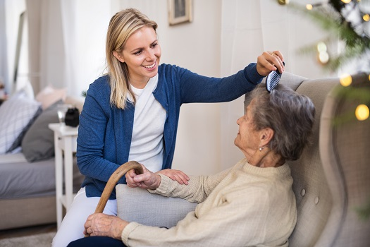 How Assist an Older Loved One with Grooming in Clarksville, TN