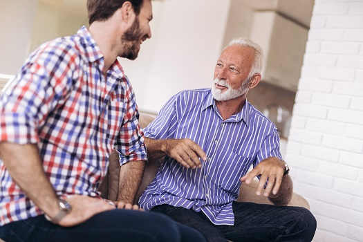 Tips to Manage Difficult Conversations with an Elderly Parent in Clarksville, TN