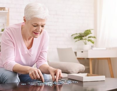 Puzzles for Senior Stroke Survivors in Clarksville, TN