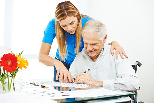 How to Plan Activities for Your Elderly Loved One Living with Dementia in Clarksville, TN